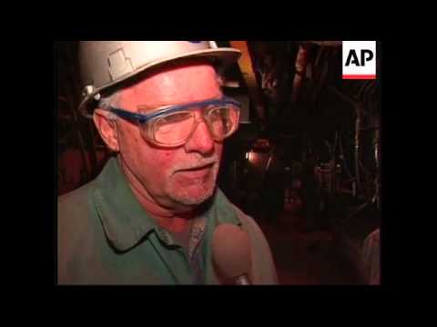 US steel workers react to imposition of import tariffs