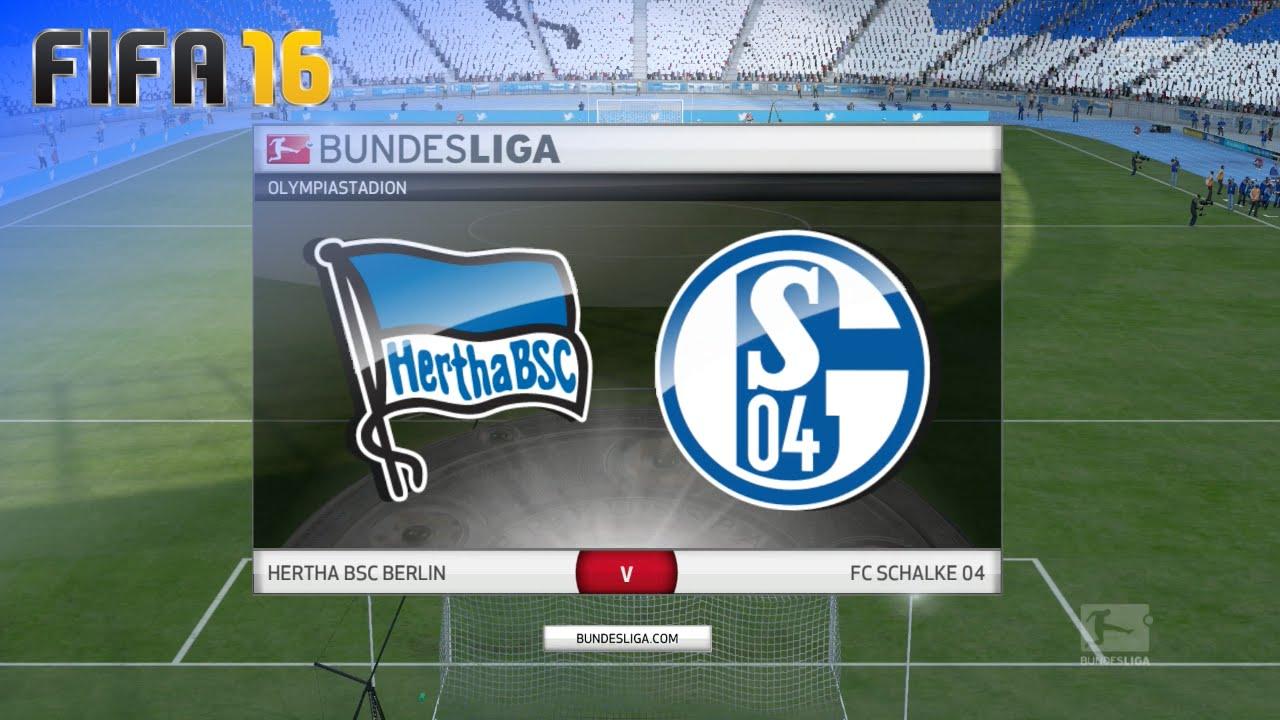 Hertha Bsc Vs Schalke