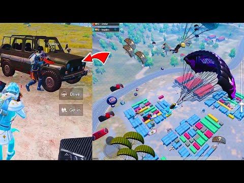 New UPDATE New VEHICLE New HARDCORE Mode 0.17.0 In PUBG Mobile