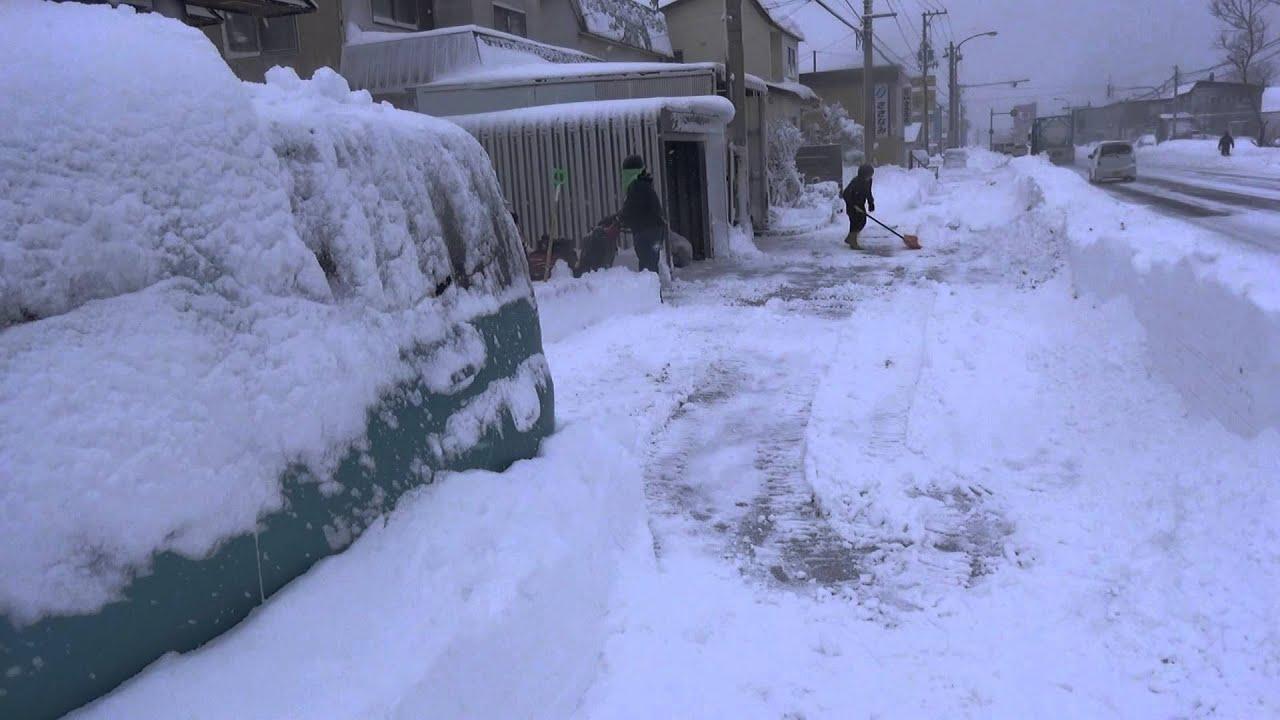【北海道】50センチの積雪をブッ飛ばす! 2015年3月12日 あたる ...