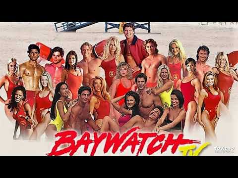 Baywatch end credit David Hasselhoff - Current of Love