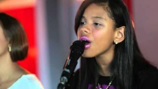 REY - Christine D´Clario (COVER) TRIADA escuela de música