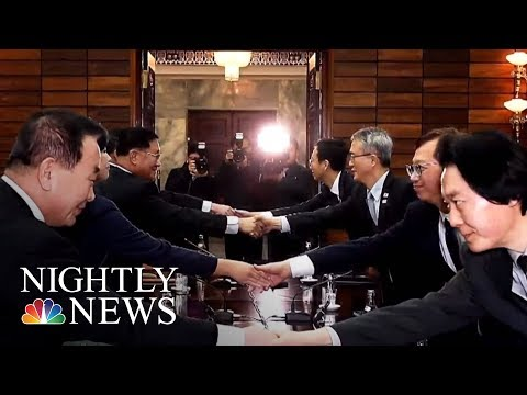 Inside The Secretive World Of North Korea | NBC Nightly News