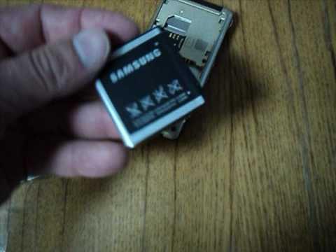 аккумулятор к телефону samsung S3600.