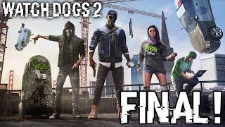 Video de EPISODIO FINAL   Watch Dogs 2 #24