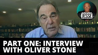 Jesse Unleashed! & Interview With Film Legend Oliver Stone (PART I)
