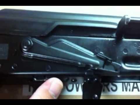 Unboxing the Saiga IZ-132 7.62X39