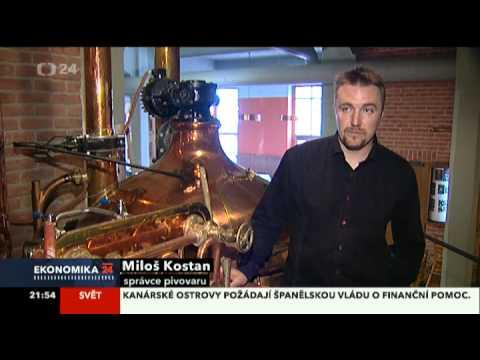 Pivovar Kocour Varnsdorf: Firma roku Ústeckého kraje 2012