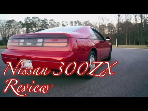 No Turbo, No Problem- NA Nissan 300ZX Review