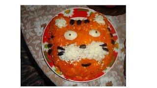 """Салатик на детский день рождения """"Тигренок"""""""