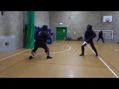 Jordan vs Ben Academy of Steel