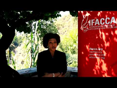 Rosemary Mangope, CEO, National Arts Council of South Africa