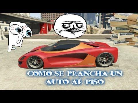 gta v como planchar un auto al piso youtube ForComo Fijar Un Inodoro Al Piso
