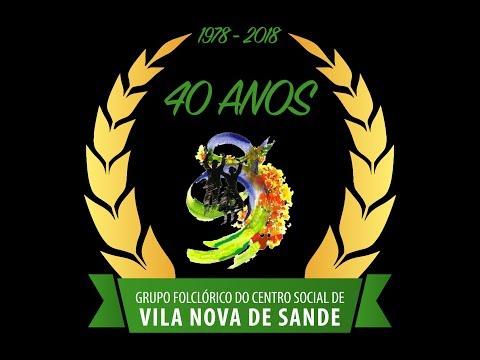 """""""Vira de Roda"""" Grupo Folclórico do Centro Social de Vila Nova de Sande"""