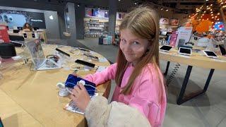 VLOG Незапланированный шоппинг Дети готовятся к Хеллоуин У меня есть Он