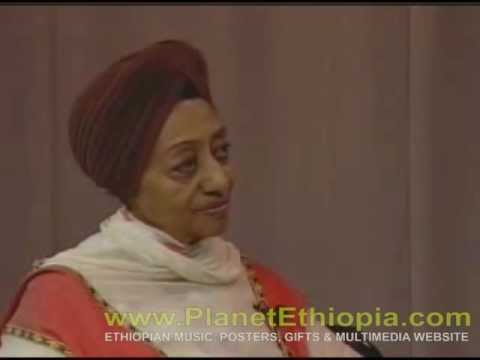 The First Ethiopian Woman Pilot To Fly Solo W/o Assegedech Assefa