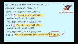 part 2 irr how to calculate internal rate of return explained new