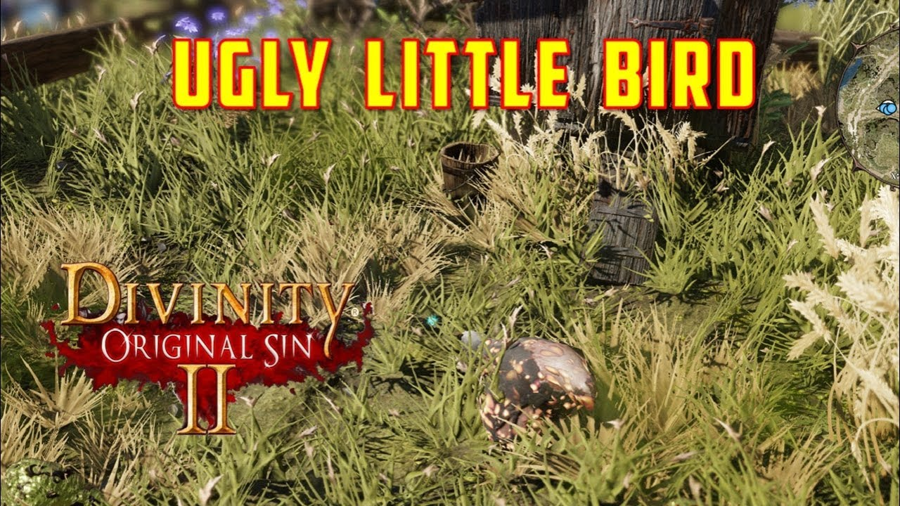 The Ugly Little Bird Quest Max Xp Divinity Original Sin 2