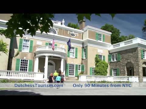 Dutchess County Tourism  - You Deserve History