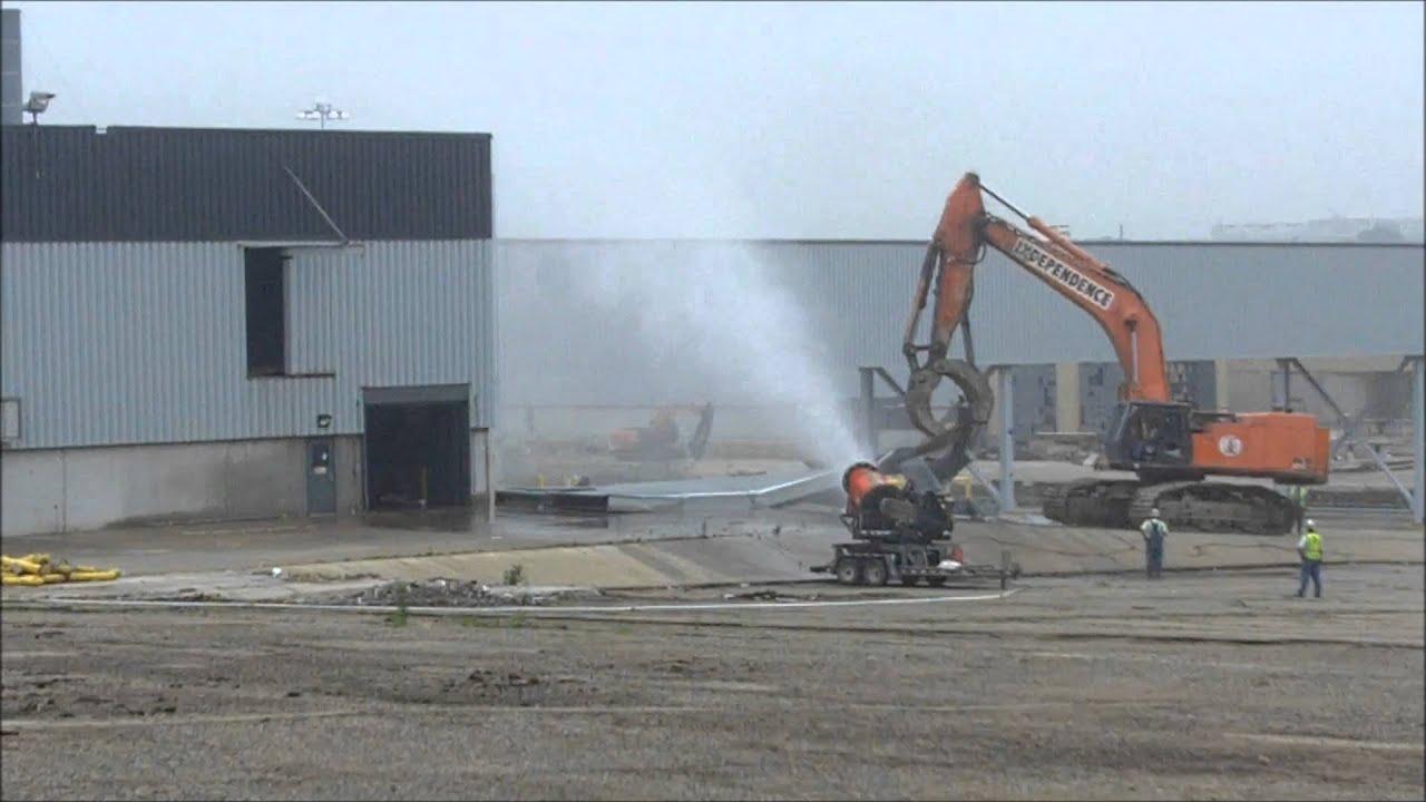 Demolition Of Ford Motor Co Plant Begins In St Paul