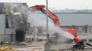 Demolition of Ford Motor Co. plant begins in St. Paul