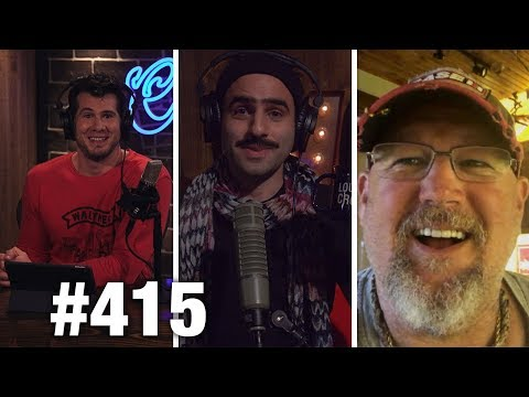 #415 OMG GENDER POLITICS GAP! | Larry the Cable Guy Guests | Louder With Crowder