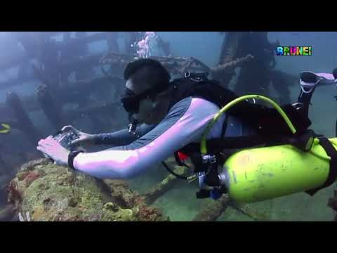 Diving In Brunei Darussalam