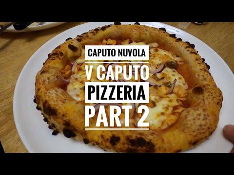 Caputo Nuvola Vs Caputo Pizzeria Part 2