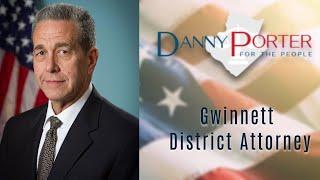 Download Danny Porter - 39年Gwinnett老检察官,向华人社区问好!