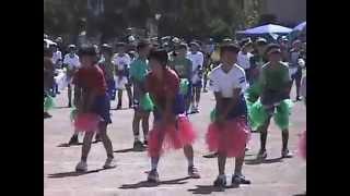 2000年 福田町立福田小学校 運動会