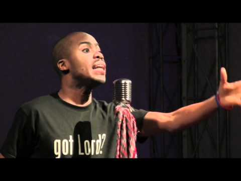 Chris Webb at P4CM Lyricist Lounge 4 -
