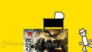 GEARS OF WAR 3 (Zero Punctuation) (Video Game Video Review)