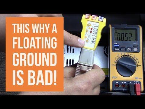 generator floating  bonded neutral doovi