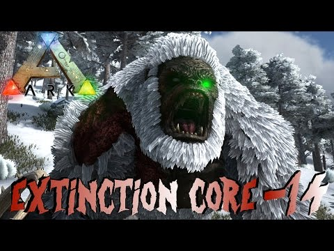 ARK: Extinction Core #14 - Unsichtbarer Megapithecus & Rathalos Wiedergeburt! | LP Ark Deutsch