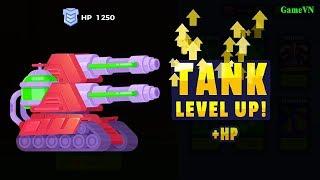 Xe Tăng TOXIC : Phim Hoạt Hình Xe Tăng #11 | Mở Khóa Xe Tăng TOXIC Tank Stars