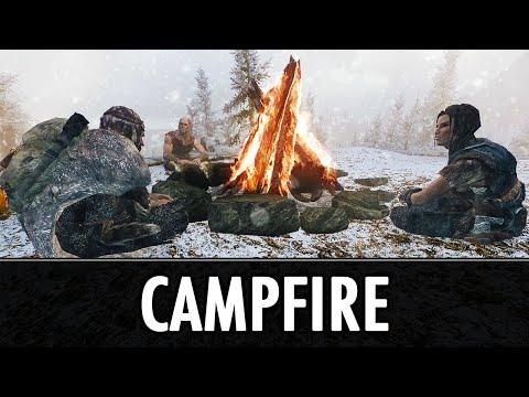 скайрим мод Campfire скачать img-1