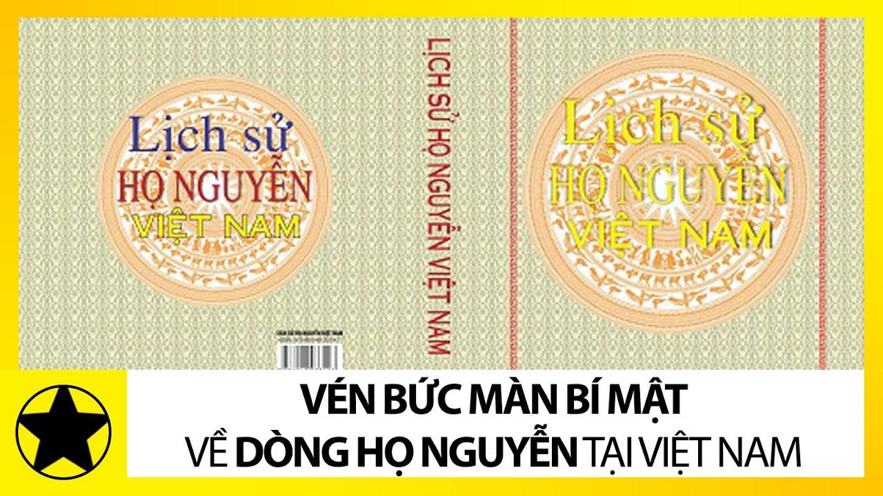 Image result for Vì sao gần một nửa người Việt cùng mang họ Nguyễn?