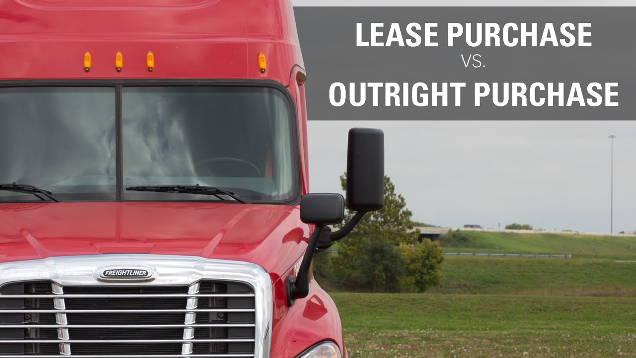 best lease purchase program