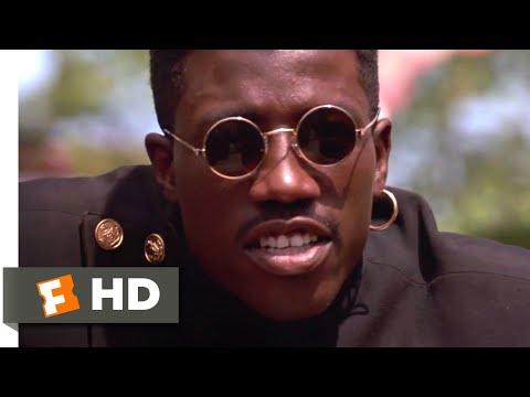 New Jack City (1991) - Wedding Shootout Scene (6/10) | Movieclips