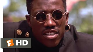 New Jack City (1991) - Wedding Shootout Scene (6/10) | Movieclips