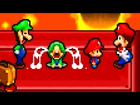 Mario and Luigi: Partners in Time - Part 5 - Cry, Cry Again...
