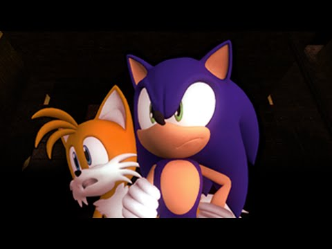 Sonic in Scared Stupid part 2 fragman
