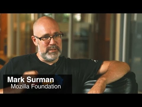 Creating Your Own Path - Mark Surman