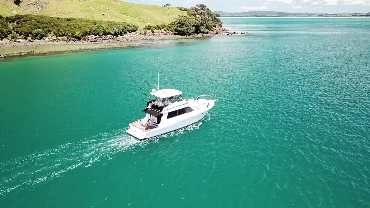 Riviera 46 Passagemaker 1991