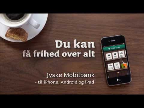 "Jyske Bank - ""Mobilbank"""