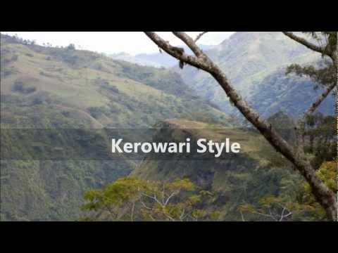 Kerowari Style - Gembogl Band (Papua New Guinea Music)