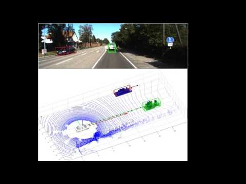 Motion-based Object Detection and Tracking Using 3D-LIDAR
