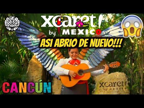 Así fue INCREÍBLE REAPERTURA 😲 Hotel XCARET | ✅ Abren Xcaret México DE NUEVO 😱 (Es SEGURO al 100%?)