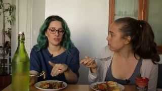 French Vegan Recipe with Antastesia (Emy) in Paris