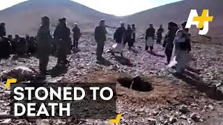 Video Afghan Woman Stoned To Death For Having A Fiancé download MP3, 3GP, MP4, WEBM, AVI, FLV Agustus 2018
